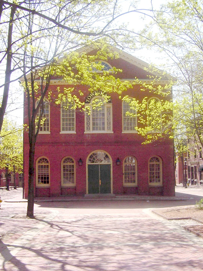 Salem Old Town Hall Essex St
